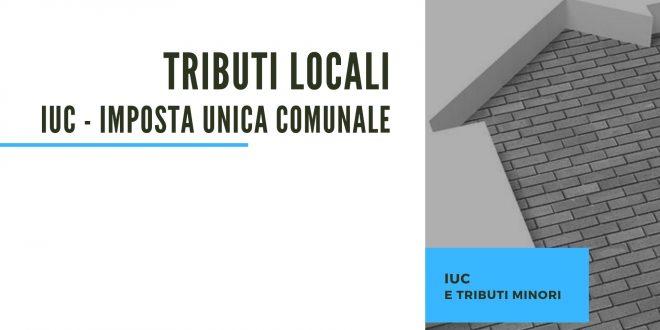 Tributi Locali - Tributi Maggiori e Tributi Minori